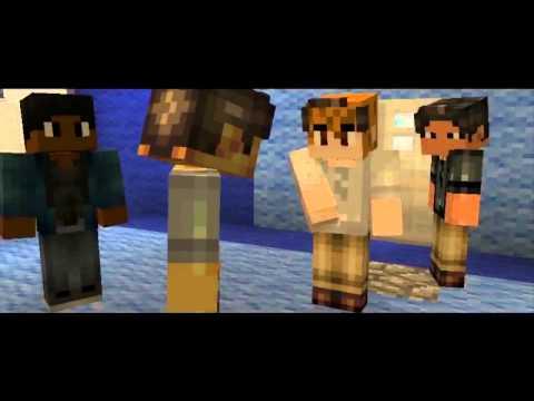 Бегущий в лабиринте 2: Испытания огнем (Minecraft, трейлер) / Maze Runner: The Scorch Trials