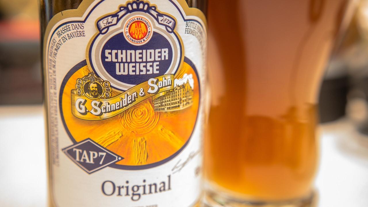 Resultado de imagen para Schneider Weisse TAP 7