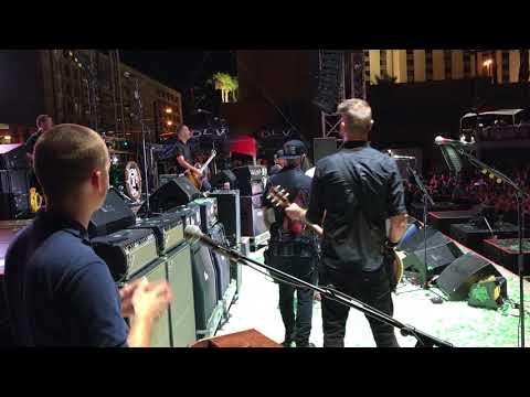 Rancid & Dropkick Murphys Encore - From Boston to Berkeley Tour Las Vegas 8/25/2017