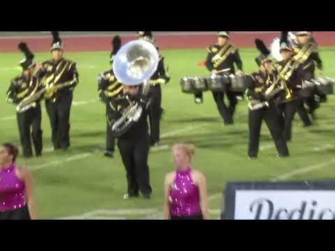 Rockmart High School Marching Band; Bold, Bluesy & Big