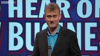 Mock the Week - UNLIKELY THINGS TO HEAR ON A TV BUSINESS SHOW - BBC Two