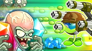 Plants Vs Zombies 2: NEW HEROES PLANTS NEW ZOMBOSS