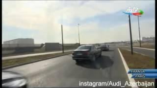 Audi a8 ( president Ilham Aliyev )