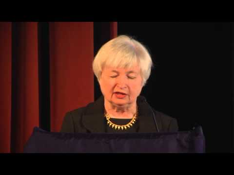 Janet Yellen, Vice Chair of the Federal Reserve