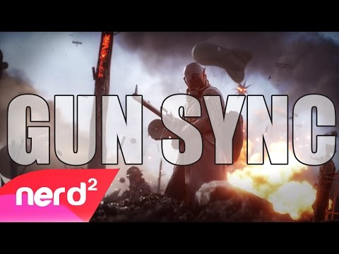 "Battlefield 1 Epic Gun Sync | ""On the Battlefield"" by TheBlackGamer 