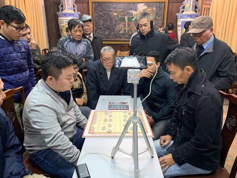 Văn Miếu Xuân Canh Tý 2020 | Hà Văn Tiến vs Nguyễn Trường Sơn | Bán Kết lượt về | Lượt đi hòa |