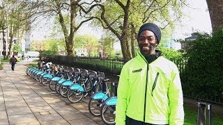 The London Story - TFL Barclays Cycle Hire