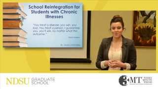 Chronically Ill Student Reintegration, Jessica Hotchkiss