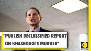 U.S. Senator Pushes To Publish Report On Jamal Khashoggi's Murder Case | WION | World News