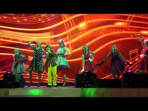 Детская шоу-группа Саманта - Попурри популярных советскх песен