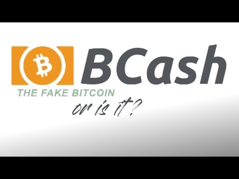 Bcash vs Bcore: The True Name of Bitcoin