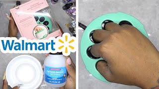 DIY Testing Nail Remover Kit from Walmart