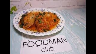 Нежные голубцы из пекинской капусты: рецепт от Foodman.club