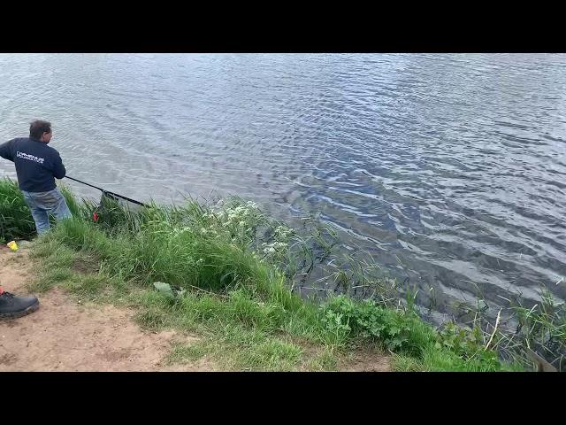 Ihmsen - Der Forellengott Forellensee Rosenweiher Toller Drill