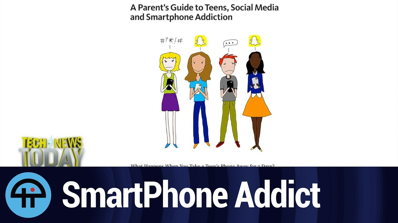 A Parent's Guide to Teens, Social Media and Smartphone Addiction