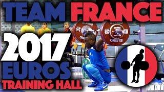 Team France - Matam, Vautard, Imadouchine, and Manushi (April 1)