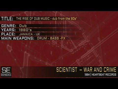 Scientist - War And Crime (Heartbeat Records | 1984)