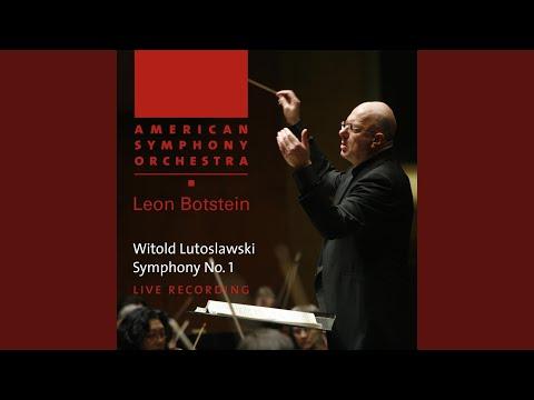 Symphony No. 1: IV. Allegro vivace (Live)