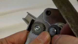 Can opener tuneup