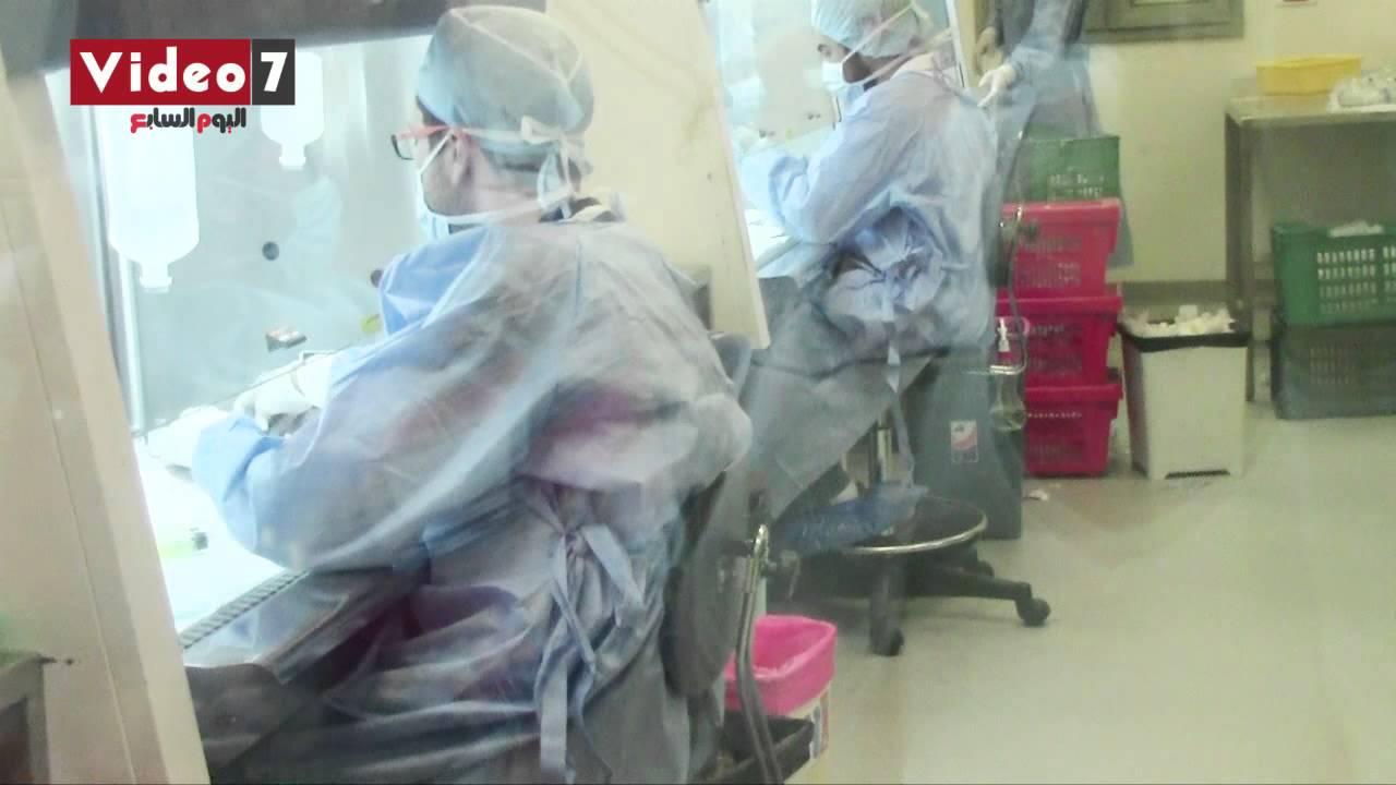 بالفيديو تعرف على مراحل تحضير العلاج الكيماوى آخر أمل لمريض السرطان Youtube