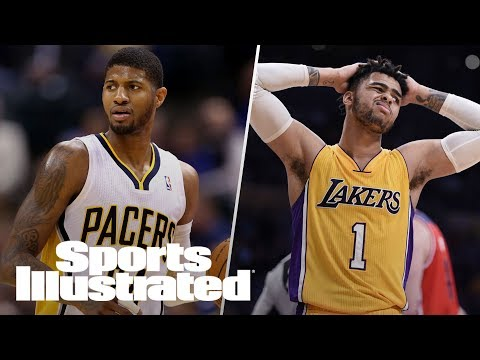 NBA: Cavs & Paul George Analysis, D'Angelo Russell Booed At Barclays | SI NOW | Sports Illustrated