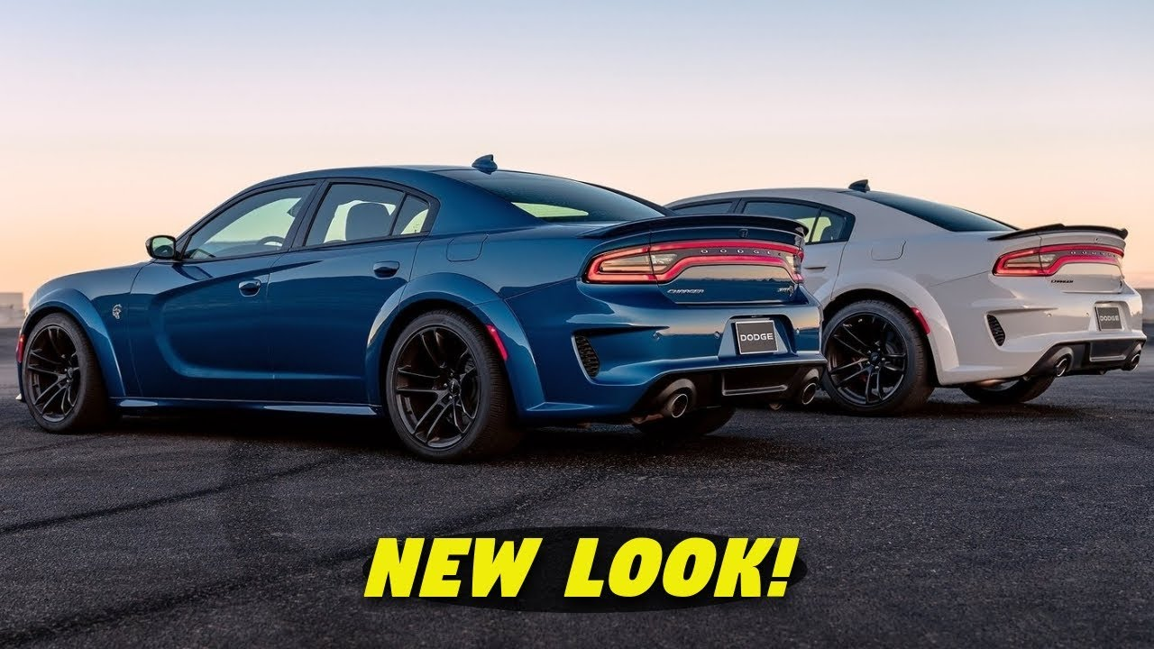 Official 2020 Dodge Charger Widebody Scat Pack Hellcat All Info New Features Colors
