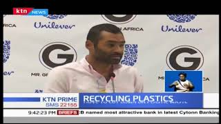 Unilever East Africa partners with Mr Green to introduce a recycling project