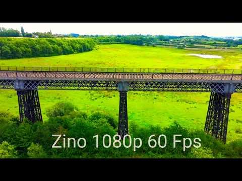 Hubsan Zino 1080p 60 Fps Vs Zino 4K 30 Fps Please Comment