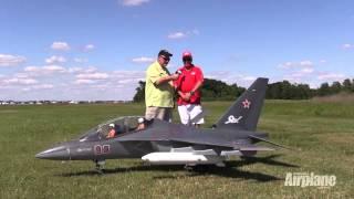 Top Gun Flightline interview Randy Clark Yak 130
