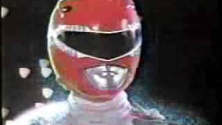 mighty morphin power rangers japanese op