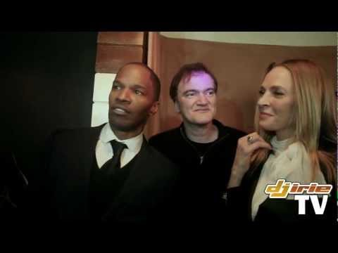 Jamie Foxx makes Quentin Tarentino Dance To Trinidad James at Django Unchained Premiere After Party