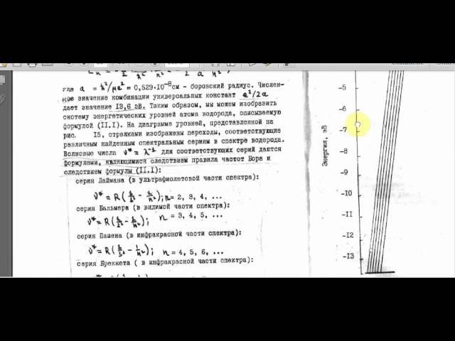 Атомная физика. Лекция 1.