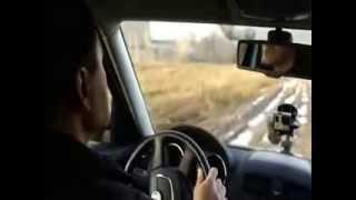 Тест-драйв Skoda Yeti 08-11-2013 Разумный выбор