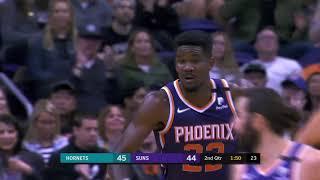 Phoenix Suns vs Charlotte Hornets | January 12, 2020