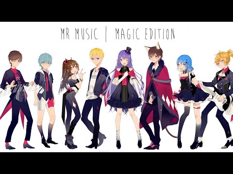 Mr. Music ♠ Magic Edition