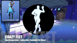 Fortnite - Crazy Feet Emote (Download Music, Mp3, Mp4, Sound)