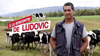 A la rencontre des éleveurs avec D.E.F.I. : élevage de vaches laitières