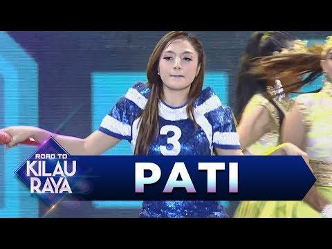 Yeay! Pati Digoyang Trio Macan, Konco Mesra Kembali Bergoyang - Road To Kilau Raya (20/4)