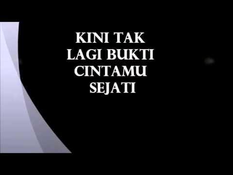 Teguh Permana - Aku Bukan Ombak  (Official Lyric Video)
