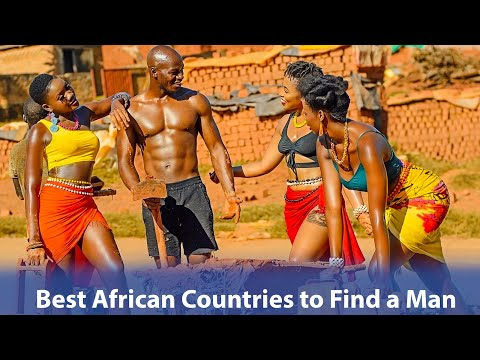 Top 10 Best African Countries to Find a Husband