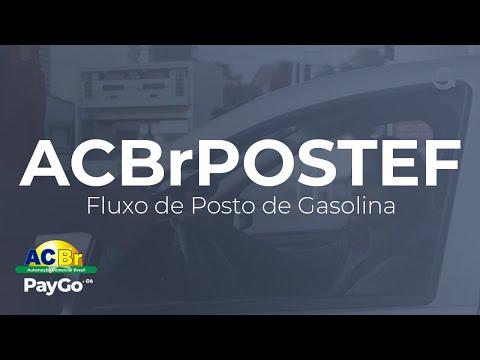 ACBrPOSTEF: Postos de Gasolina