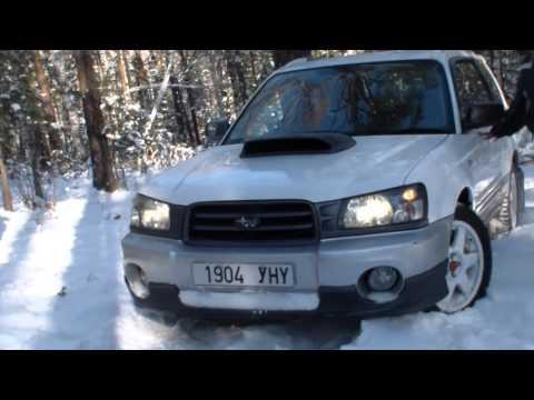 Subaru Forester Snow Plow >> Subaru Forester in Deep Snow   Doovi