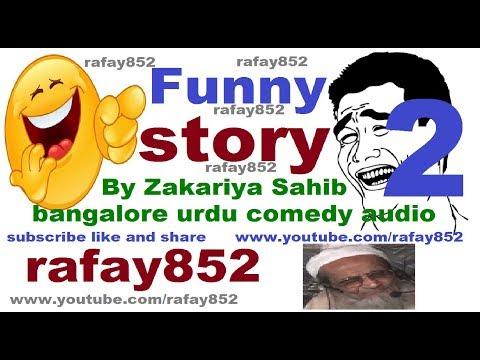 Funny Bengalure Urdu Story by Pm Zakariya Sahab
