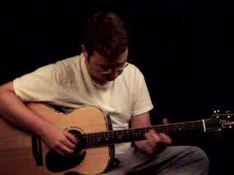 Cool Jam Idea on Acoustic Guitar altered Tuning