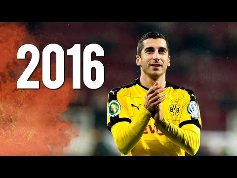 henrikh-mkhitaryan---best-goals,-skills-&-assists- -2015/2016- -hd