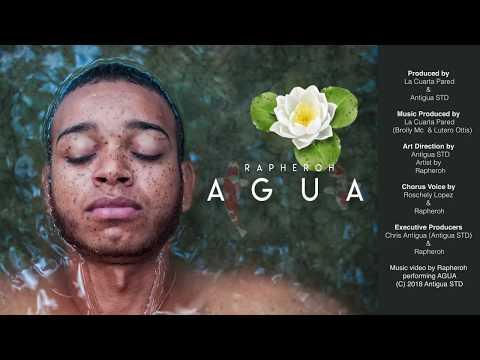Rapheroh - Agua (Audio Oficial)