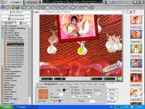 Video Editor Tutorial Weeding Show