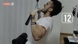Entrenamiento de alta tensión de espalda: Increíble técnica para CONSTRUIR mas músculo y FUERZA