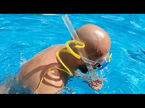 Thumbnail: 10 SNORKEL PRANKS - HOW TO PRANK