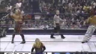 Grandmaster Sexay w/ Scotty 2 Hotty vs Edge w/ Christian 15/6/00